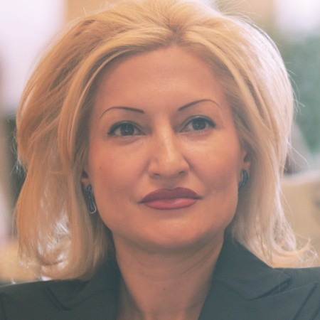 Nelly Ognianova - Commercial Head South Eastern Europe at Mundipharma